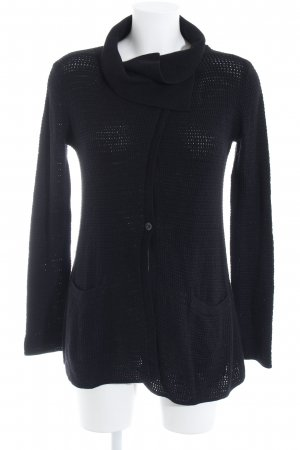 Armani Knitted Cardigan black