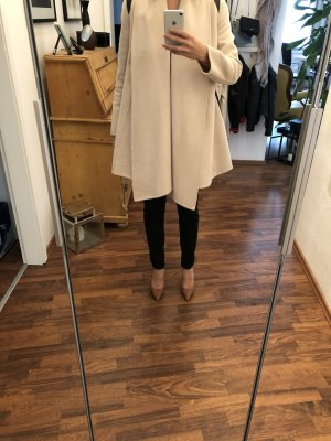 Armani Between-Seasons-Coat cream