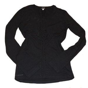 Armani Jeans Suéter negro Algodón