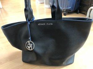 Armani Jeans Handtas zwart