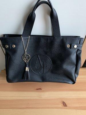 Armani Shopper black