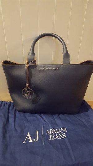 Armani Carry Bag blue
