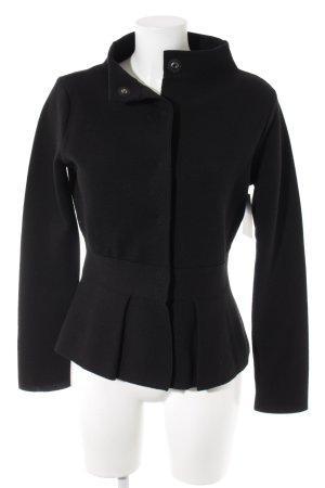 Armani Übergangsjacke schwarz Elegant