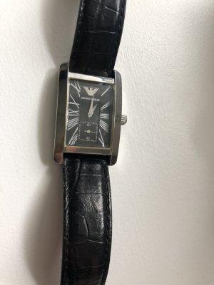 Armani Uhr benutzt aber wie neu