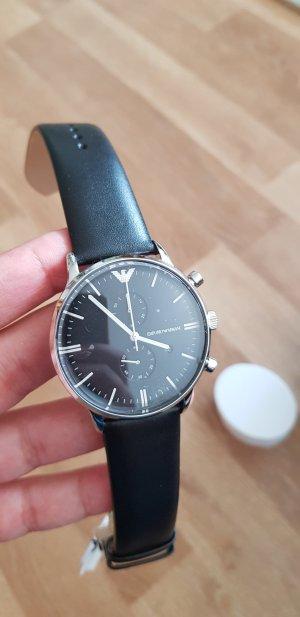 armani Uhr schwarz Orginal