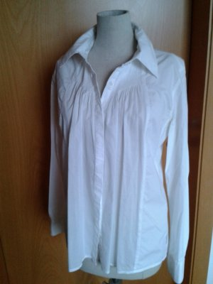 Armani weiße Bluse, sehr auwendig verarbeitet, neu
