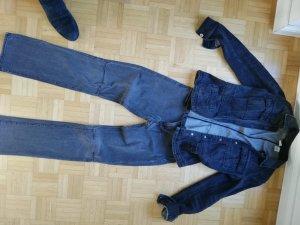 Armani Exchange Jeans dark grey cotton