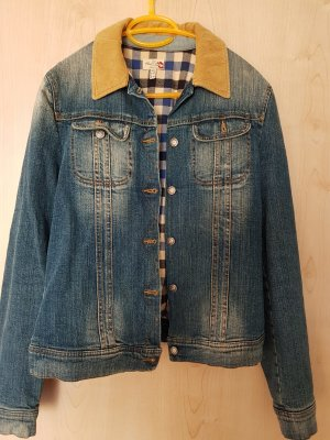 Armani Jeans Spijkerjack blauw
