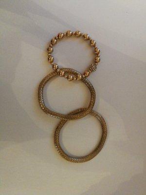 Armbänder Gold Modeschmuck