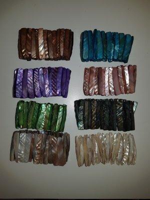 Armbänder in verschiedene variationen