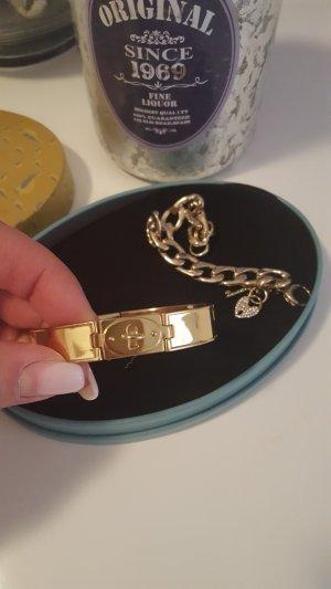 Fossil Armband goud