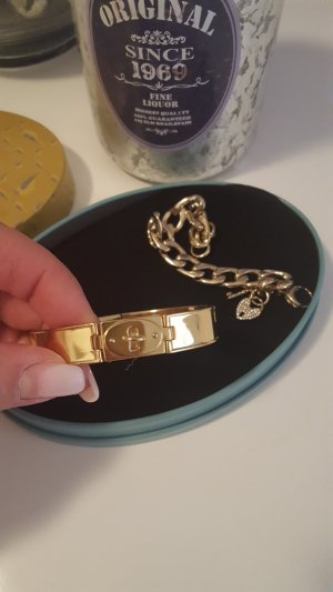 Fossil Bracelet gold-colored