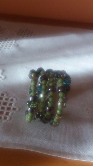 Braccialetto verde-blu fiordaliso