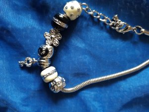 Charm Bracelet silver-colored-oatmeal