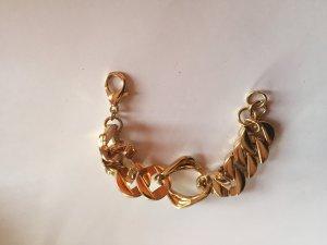 Mango Bracelet en or doré