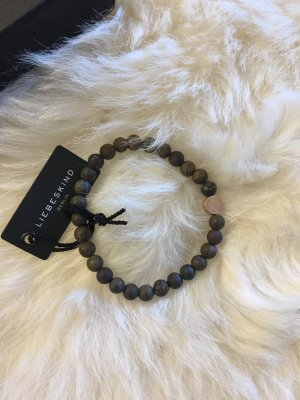 Liebeskind Bracelet gold-colored-dark brown