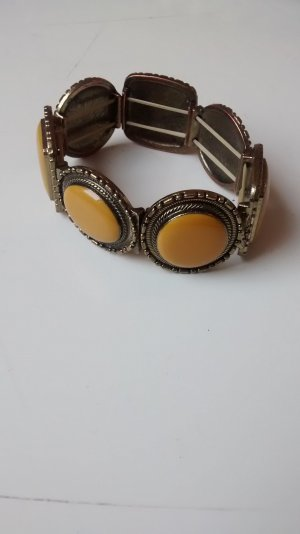 Armband Accessorize gelb altgold