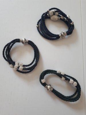 Armband Armbänder Lederarmband