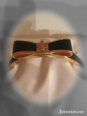 Armband, Armreif Kate Spade New York, schwarz, gold