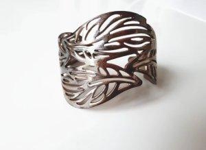 Vintage Brazalete color plata-color bronce