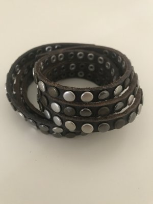 Liebeskind Leather Bracelet multicolored