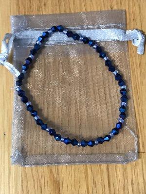 Bracelet bleu foncé