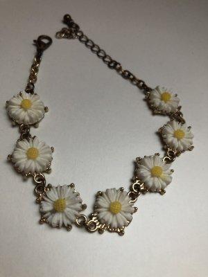 Armband Blumen Festival