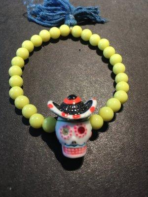 Armband Calavera de Dulce