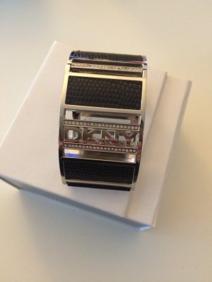 Armband DKNY Silber-Schwarz