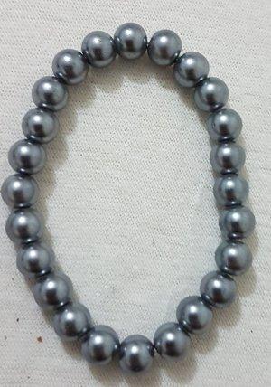 Bracelet grey-dark grey