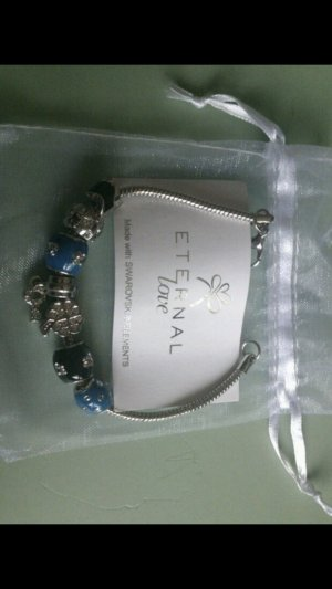 Armband Eternal love  swarovski Elements