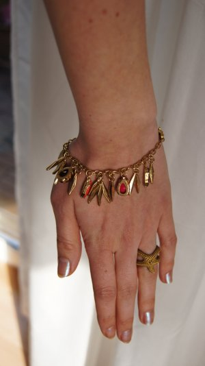 Armband Ethno-Look gold