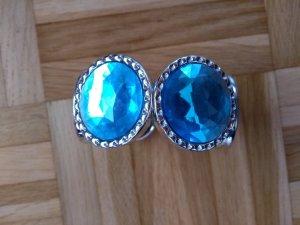 Bracelet bleu clair-bleu azur