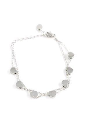 """Armband """"Faye Jewelry"""" silberfarben"""