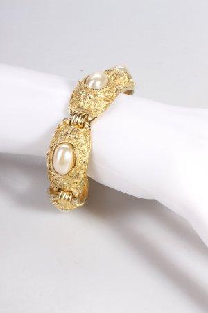 Armband gold mit Perlen