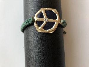 Armband Grün Peace