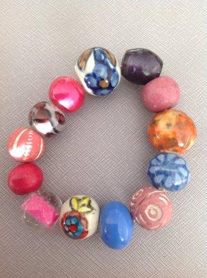 Armband Hippielook Bohoolook Steine