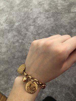 Pulsera color oro