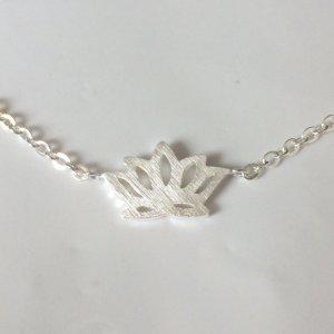 Armband in silber aus Edelstahl