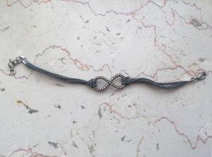 Bracelet doré-gris foncé