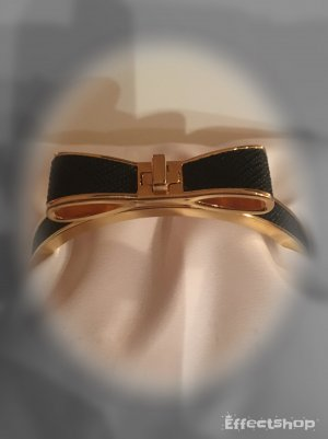 Armband Kate Spade New York Schleife schwarz Gold