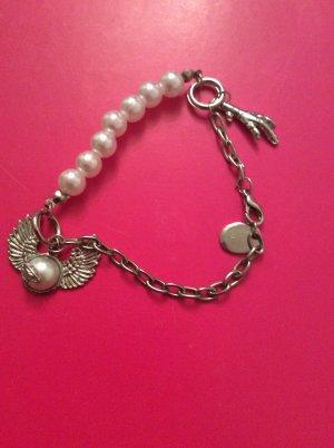 Armband Kette Perle Modeschmuck neu