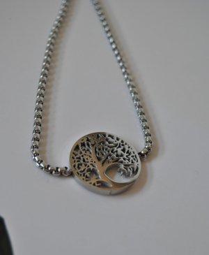 Armband Lebensbaum aus Edelstahl Damenschmuck Neu