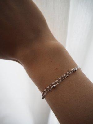 Armband mehrfach - Silber