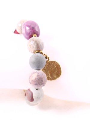 Bracelet multicolore style décontracté