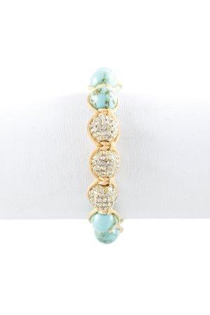 Armband veelkleurig glitter-achtig