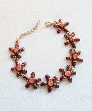 Armband mit Blüten