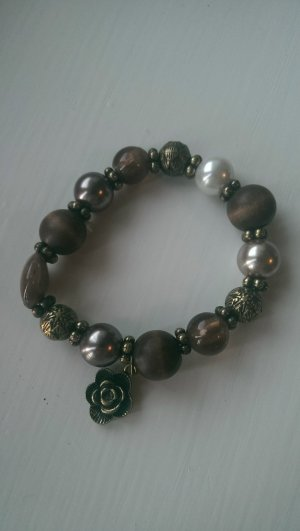 Bangle grey brown-brown