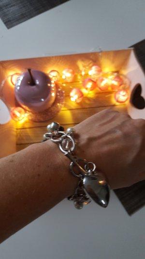Armband mit Herz - es weihnachtet sehr :-)
