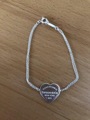 Armband mit Herzanhänger von Tiffany & Co.